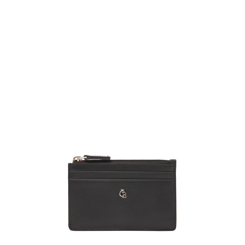 Castelijn & Beerens Vita Creditcard Etui 4 Pasjes RFID zwart Heren portemonnee