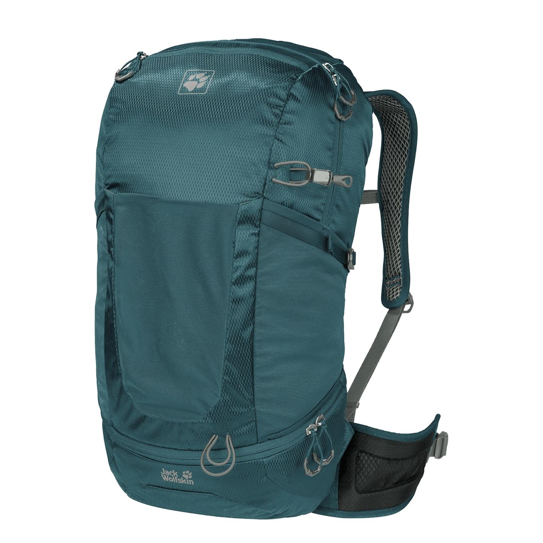Jack Wolfskin Kingston 30 Pack dark spruce backpack