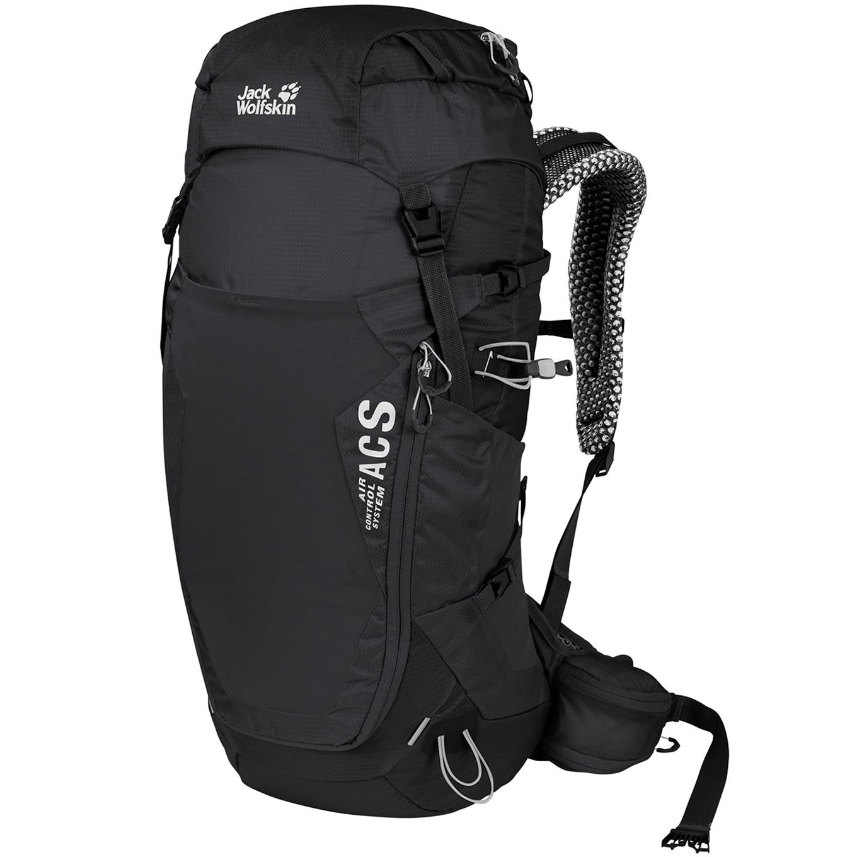 Jack Wolfskin Crosstrail 32 LT Hiking Pack black backpack
