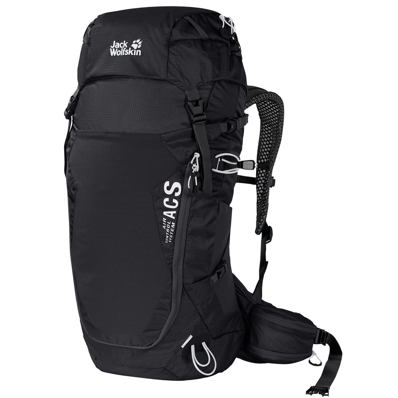 Jack Wolfskin Crosstrail 30 ST Hiking Pack storm grey backpack