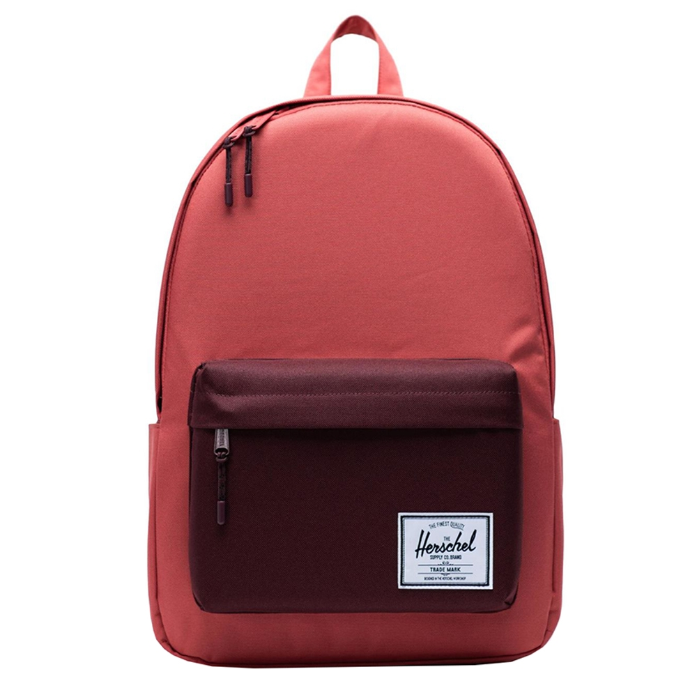 Herschel Supply Co. Classic Rugzak XL mineral red/plum backpack