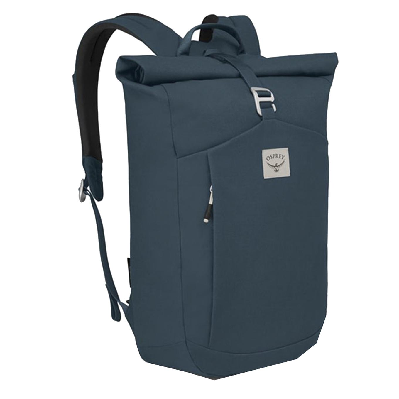 Osprey Arcane Roll Top Backpack stargazer blue backpack