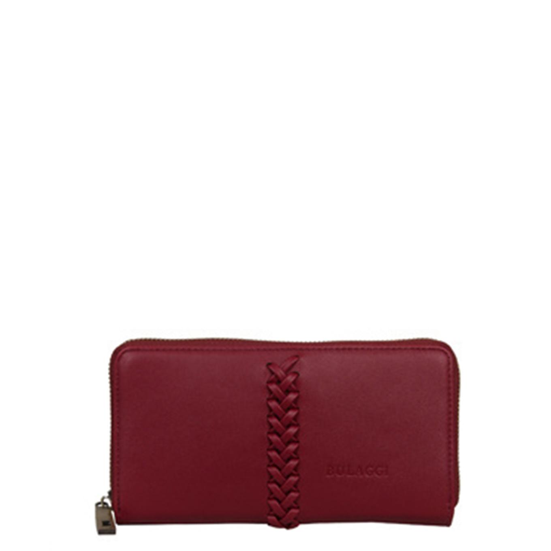 Bulaggi Anemoon Wallet red Dames portemonnee