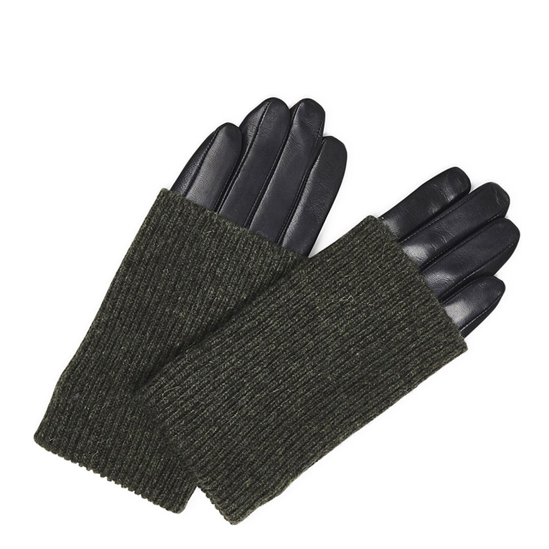Markberg Helly Glove w/Touch 7.5 b. stripes