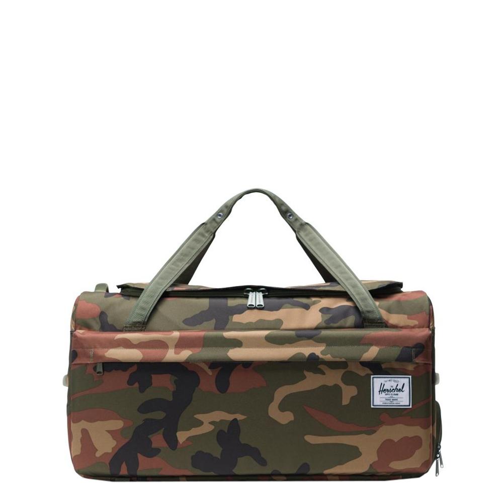Herschel Supply Co. Outfitter 70L Reistas woodland camo Weekendtas