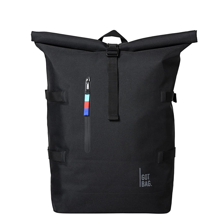 GOT BAG Rolltop Backpack black backpack