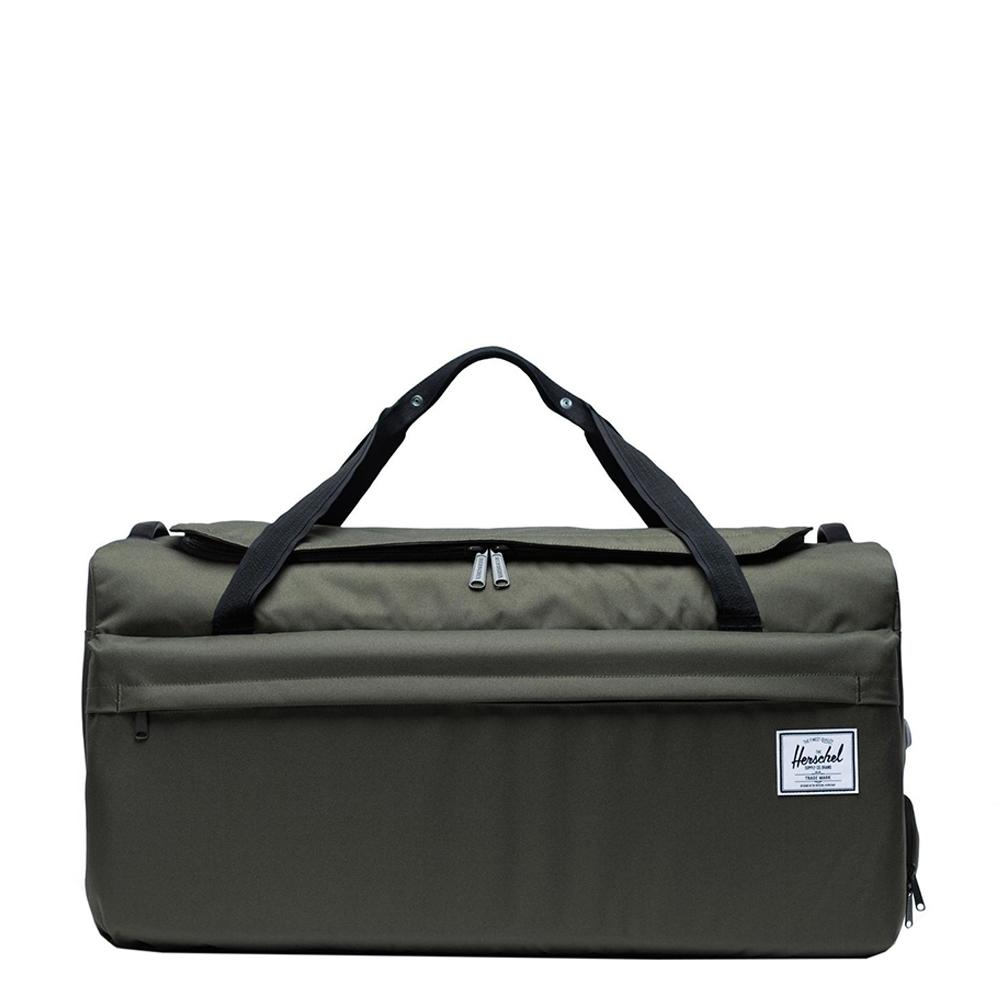 Herschel Supply Co. Outfitter 90L Reistas dark olive Weekendtas