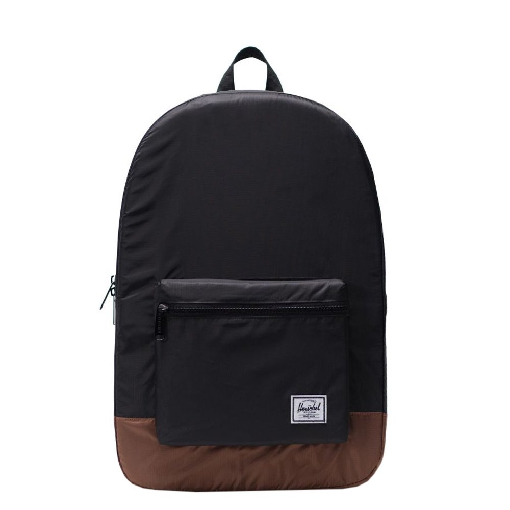 Herschel Supply Co. Packable Rugzak black-saddle brown Rugzak