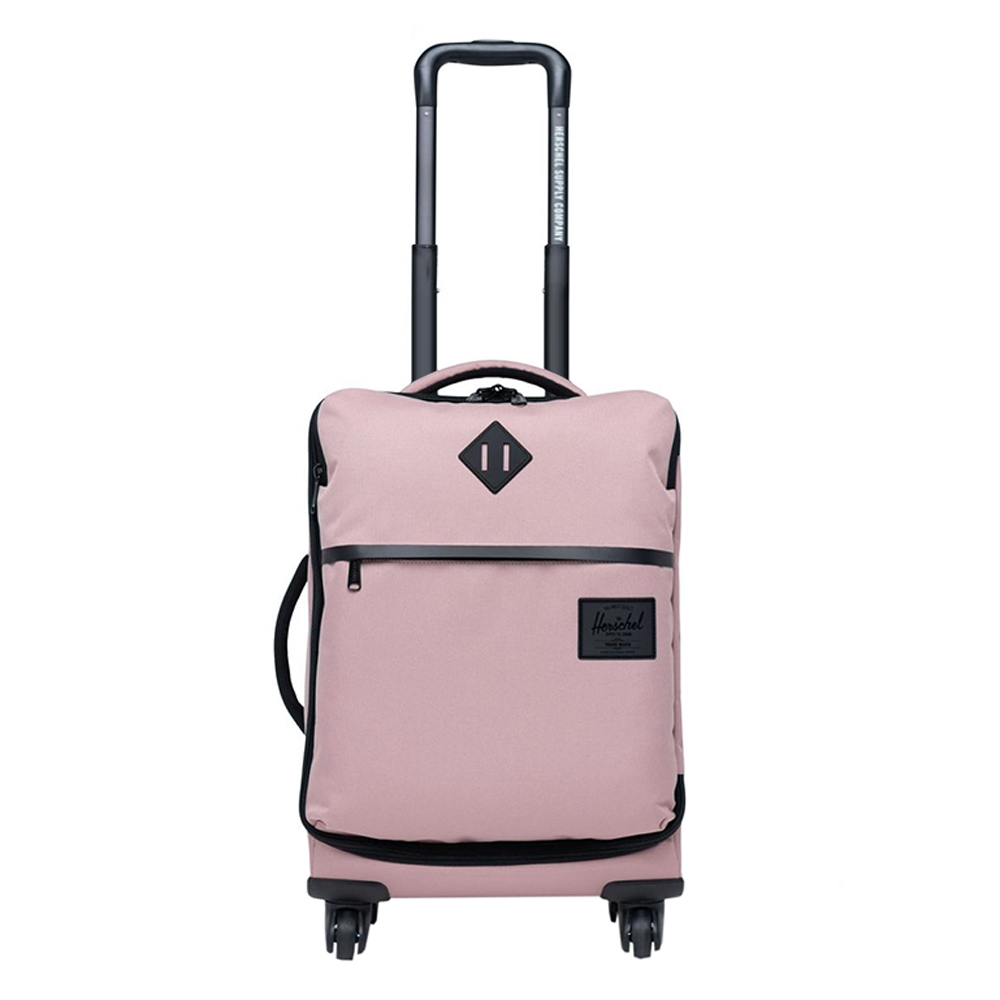 Herschel Supply Co. Highland Carry-On Trolley ash rose Zachte koffer