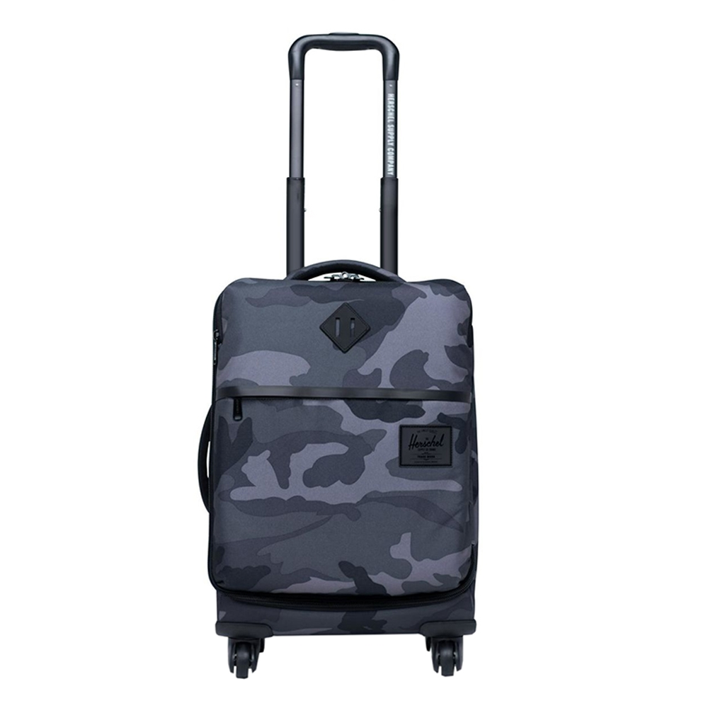 Herschel Supply Co. Highland Carry-On Trolley night camo Zachte koffer
