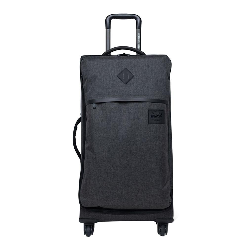 Herschel Supply Co. Highland Medium trolley black crosshatch Zachte koffer