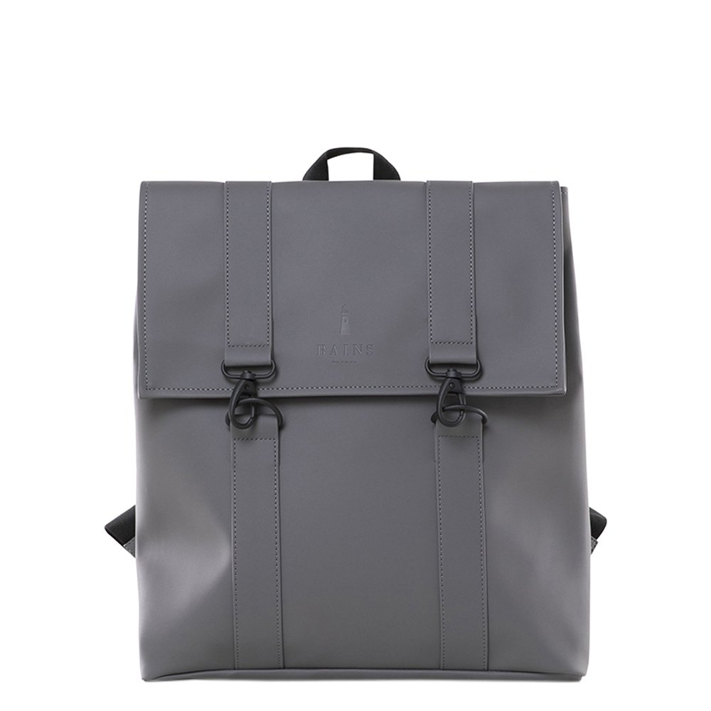 Rains Original MSN Bag charcoal