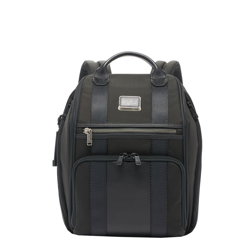 Tumi Alpha Bravo Robins Backpack black Herentas <br/></noscript><img class=