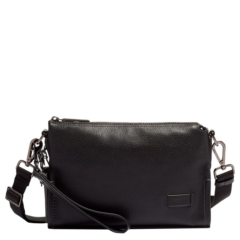 Tumi Harrison Sterling Crossbody Leather black Herentas <br/></noscript><img class=