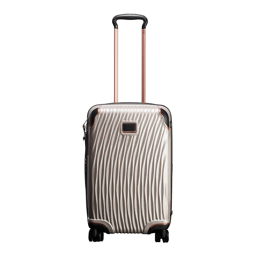 Tumi Latitude International Carry-On blush Harde Koffer