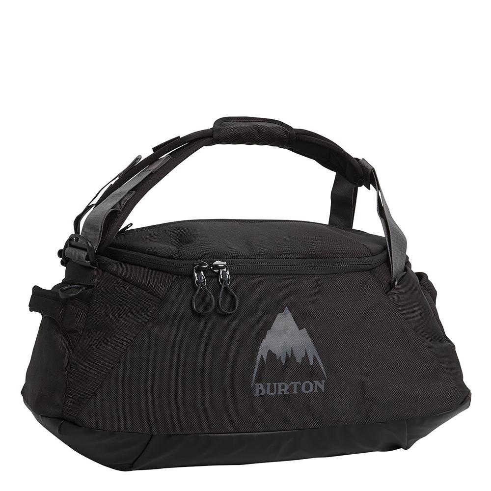 Burton reistas met rugzakfunctie, Multipath, 40 l, True Black Ballistic