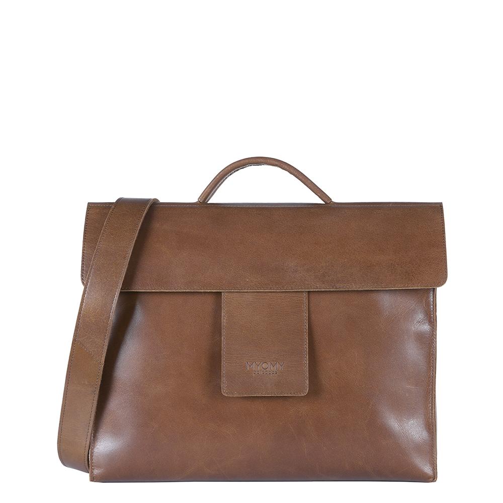 Myomy Home Bag Businessbag hunter waxy original