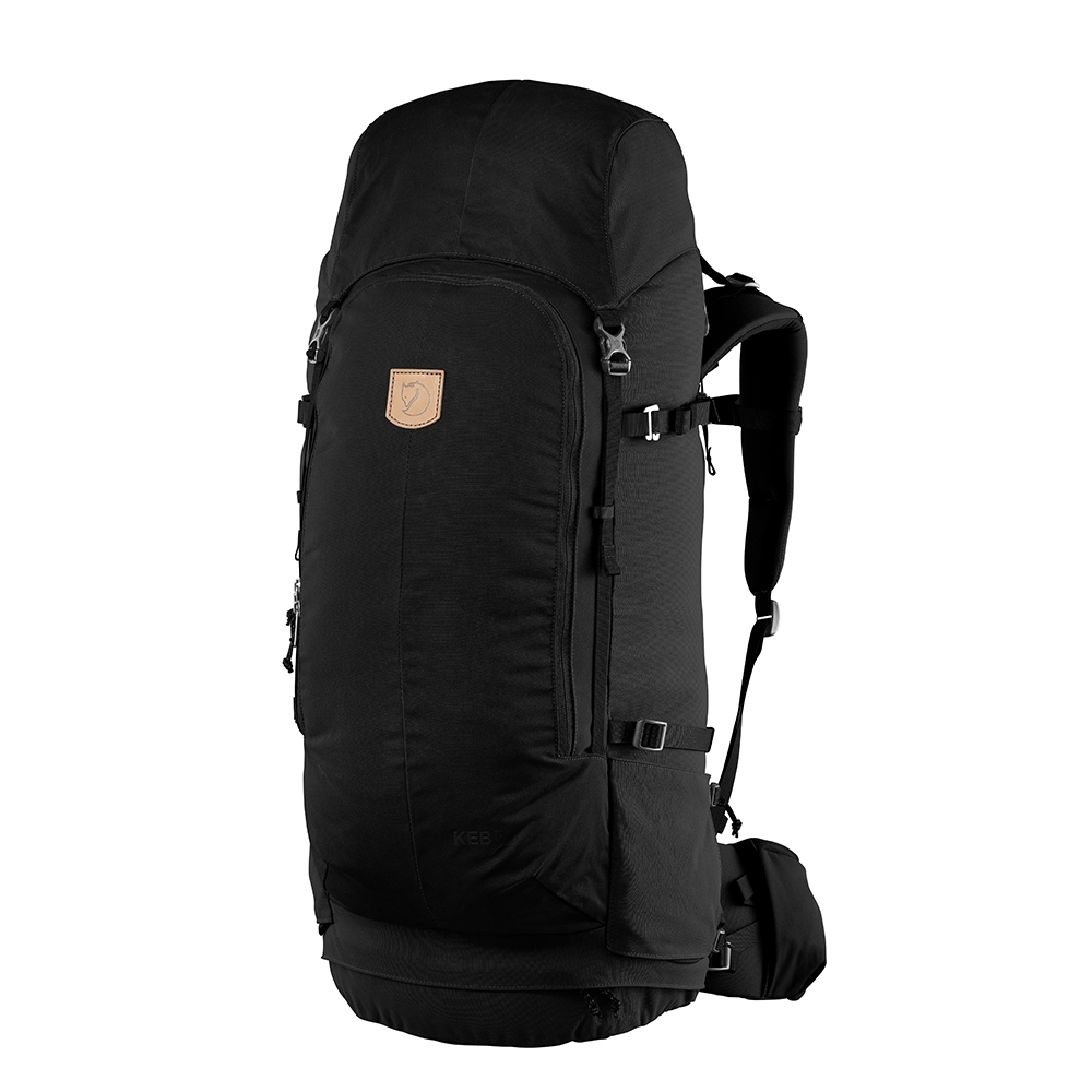 Fjallraven Keb 72 black-black backpack