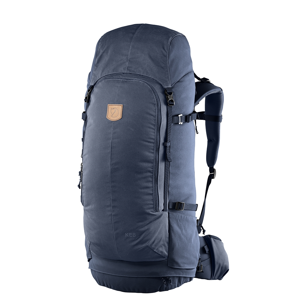 Fjallraven Keb 72 storm-dark navy backpack
