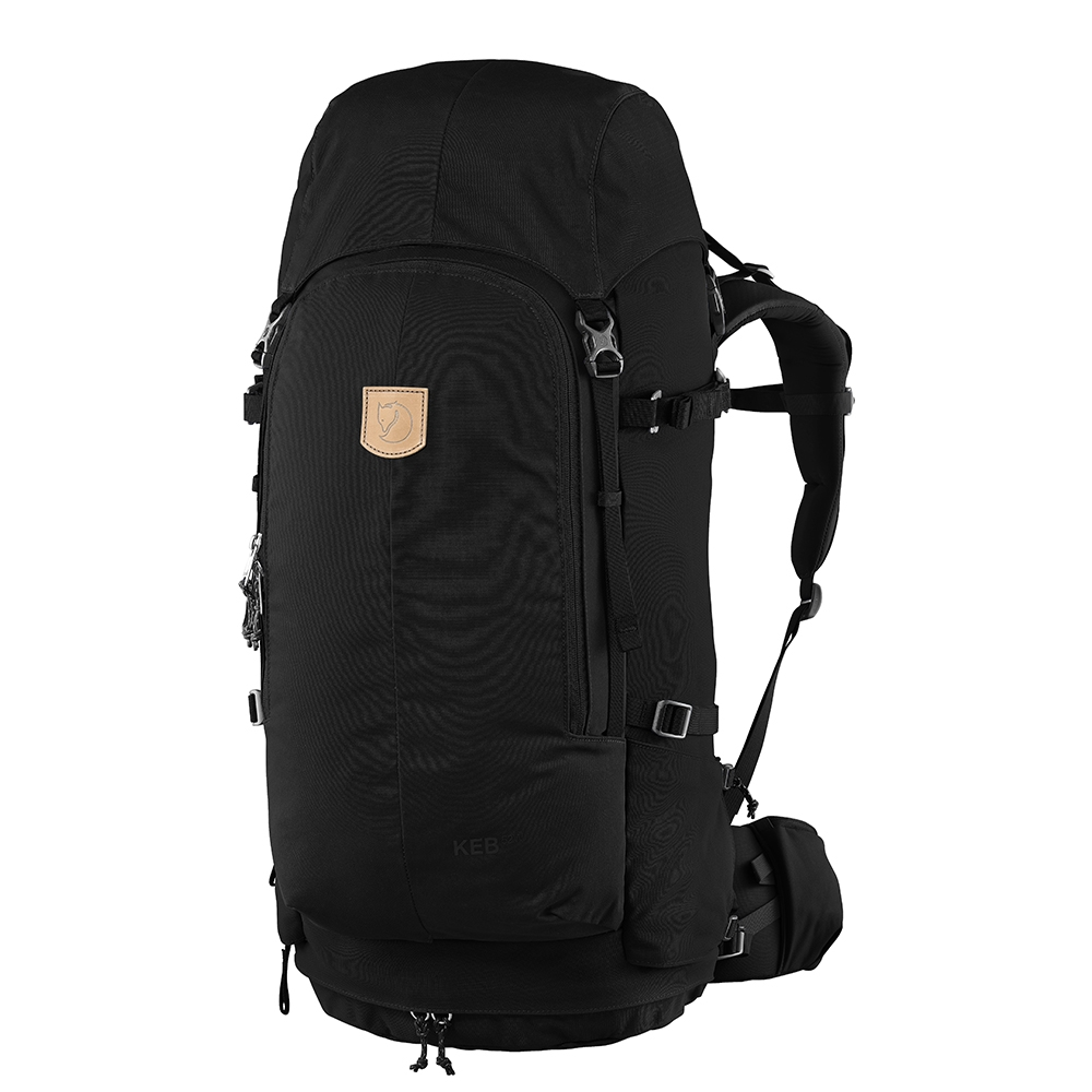 Fjallraven Keb 52 W black-black backpack