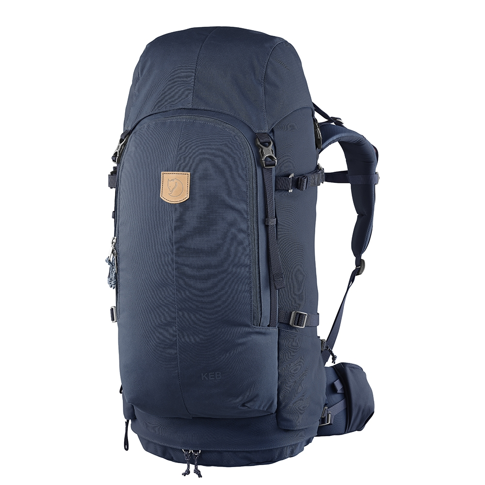 Fjallraven Keb 52 W storm-dark navy backpack
