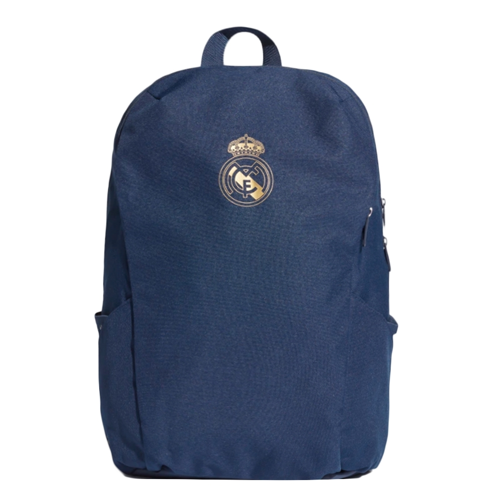 Adidas Football Real Madrid ID Backpack night indigo-dark football gold