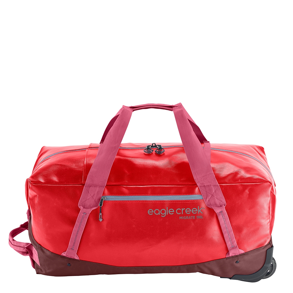Eagle Creek Migrate Wheeled Duffel 110L coral sunset - 1