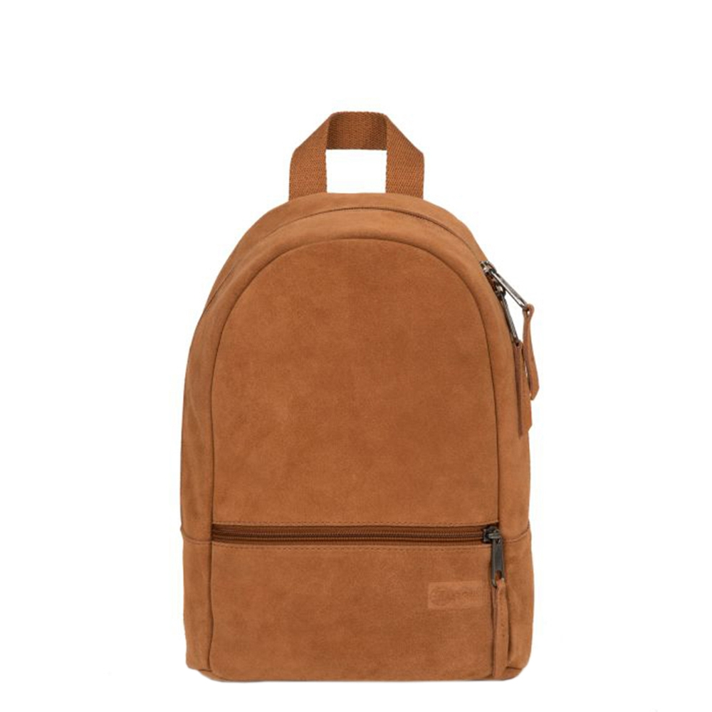 Eastpak Lucia S Rugzak suede rust backpack