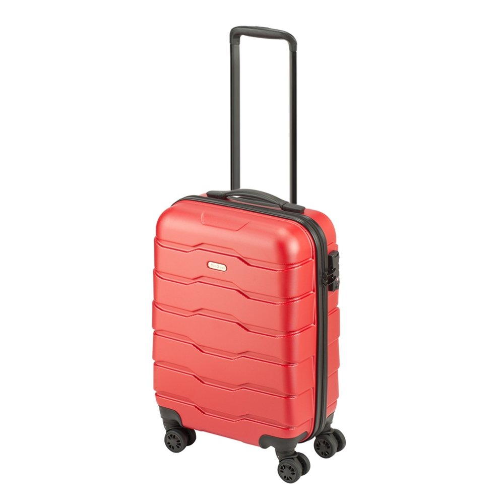Princess Traveller Ottawa Cabin Trolley S red Harde Koffer