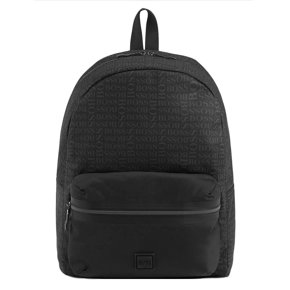 Hugo Boss Lighter Backpack black <br/></noscript><img class=