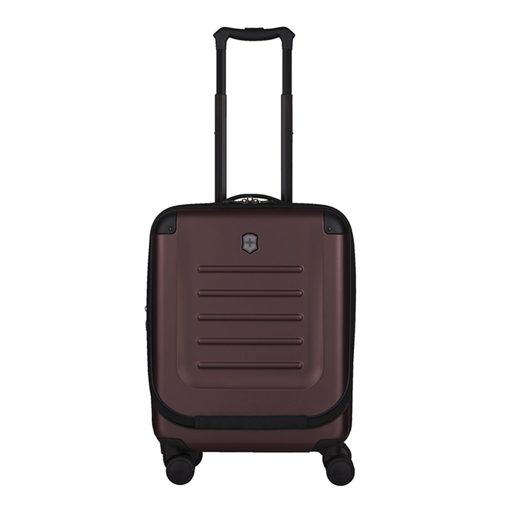 Victorinox Spectra 2.0 Expandable Global Carry-on 55 Beetred Harde Koffer <br/></noscript><img class=