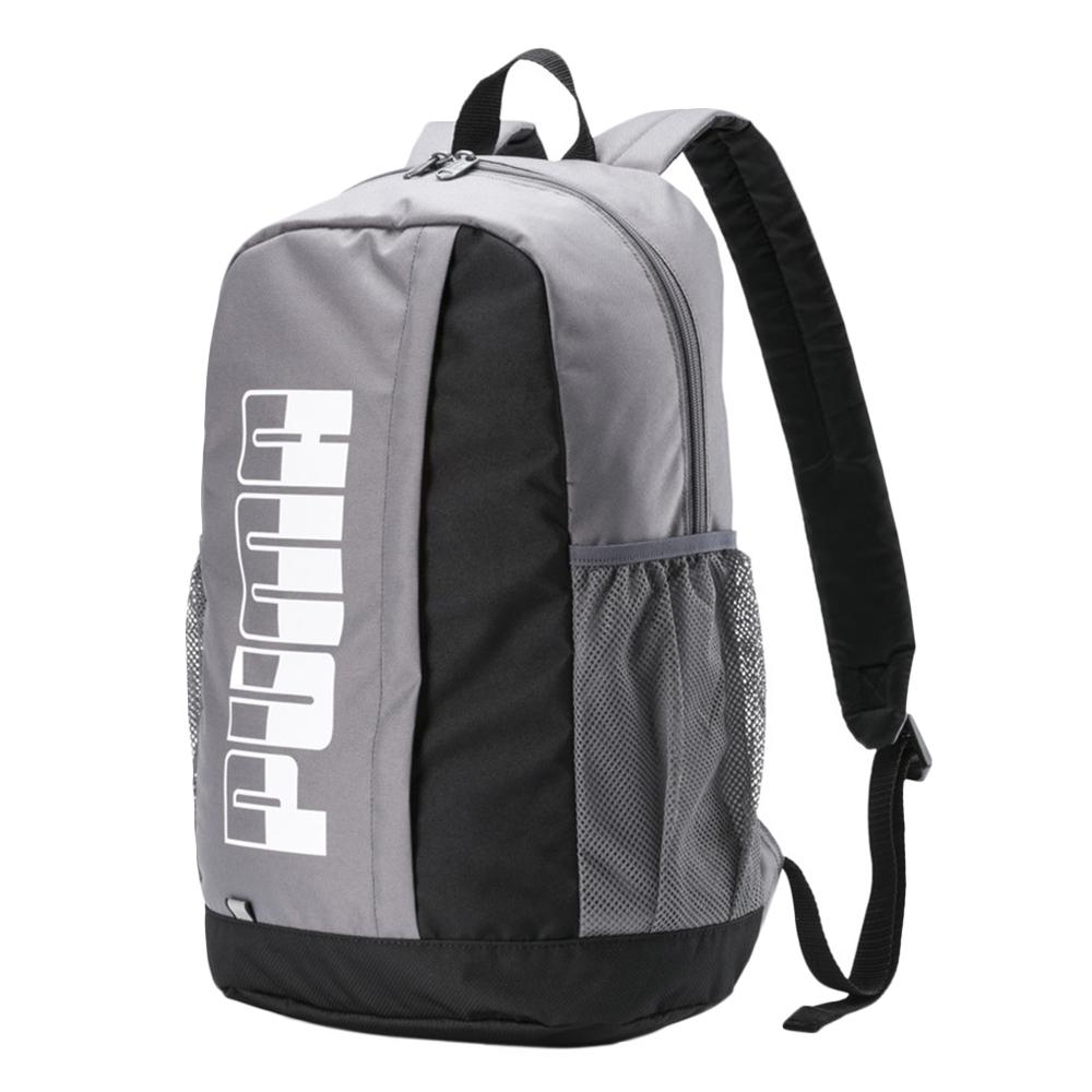 Puma Plus Backpack II castlerock-puma black backpack