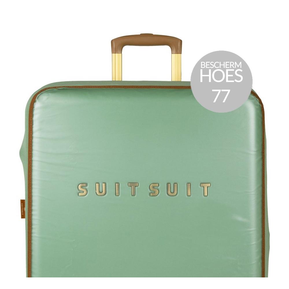 SuitSuit Fab Seventies Beschermhoes 77 basil green Kofferhoes <br/></noscript><img class=
