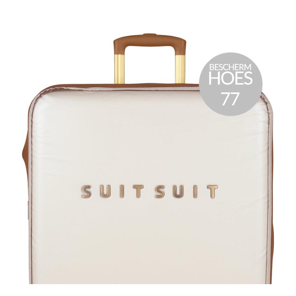 SuitSuit Fab Seventies Beschermhoes 77 golden brown Kofferhoes