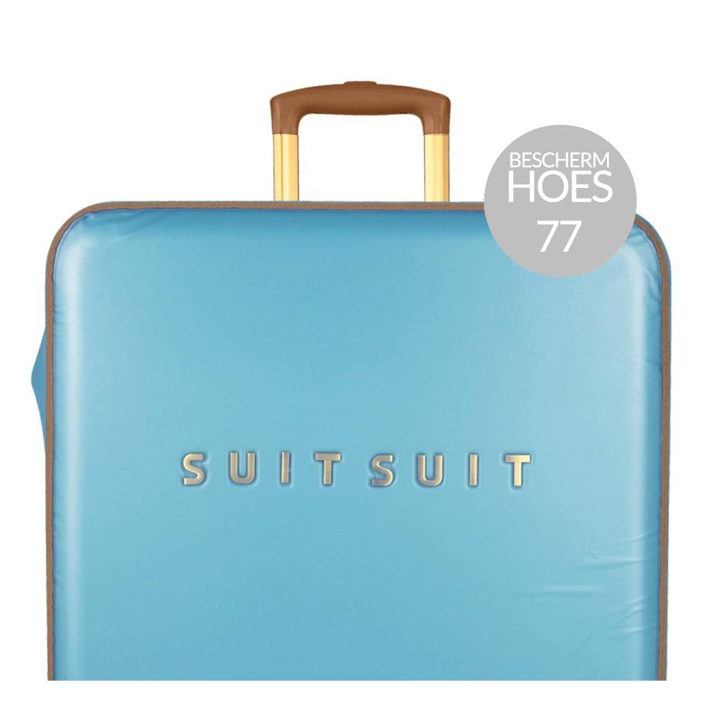 SuitSuit Fab Seventies Beschermhoes 77 reef water blue Kofferhoes <br/></noscript><img class=