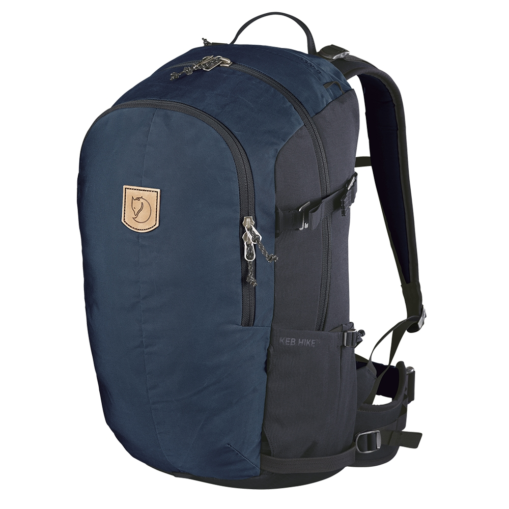 Fjallraven Keb Hike 30 storm-dark navy backpack