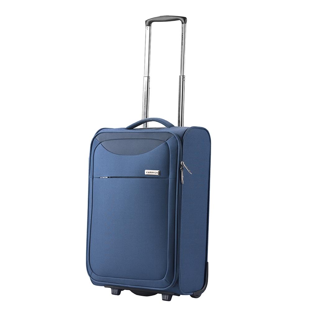 CarryOn Air 2 Wiel Koffer 55 steel blue Zachte koffer