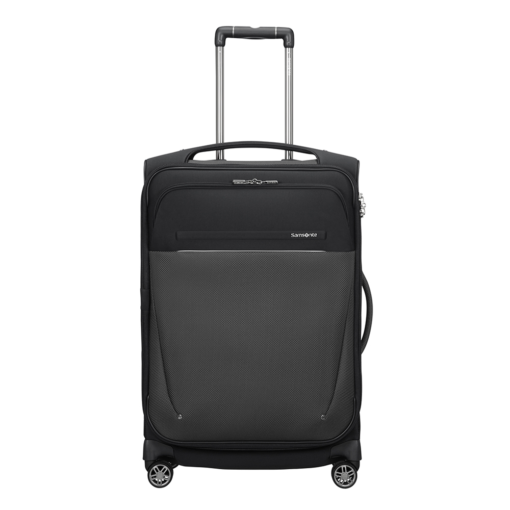 Samsonite B-Lite Icon Spinner 63 Expandable black Zachte koffer <br/></noscript><img class=