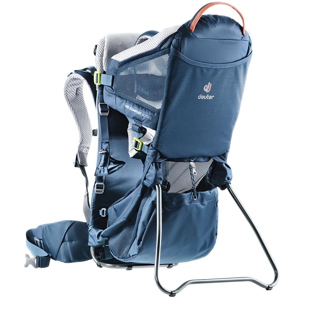Deuter Kid Comfort Kinderdrager maron backpack