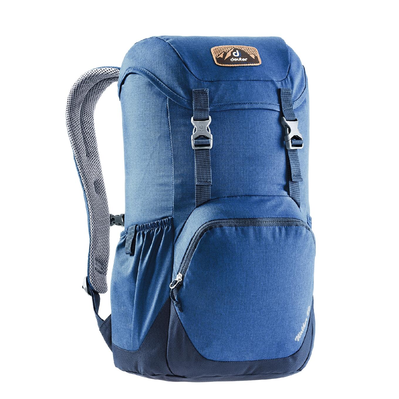 Deuter Walker 20 Daypack steel / navy backpack