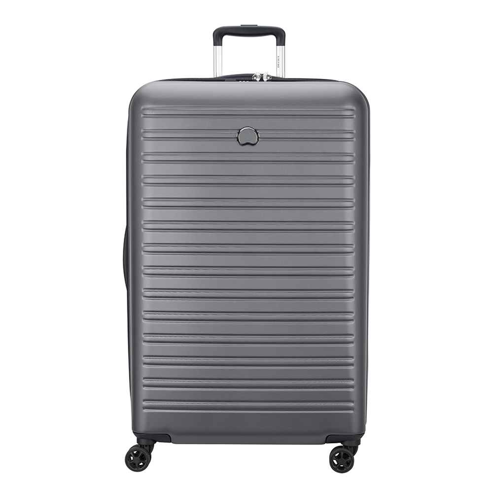 Delsey Segur 2.0 4 Wheels Trolley 81 grey - 1