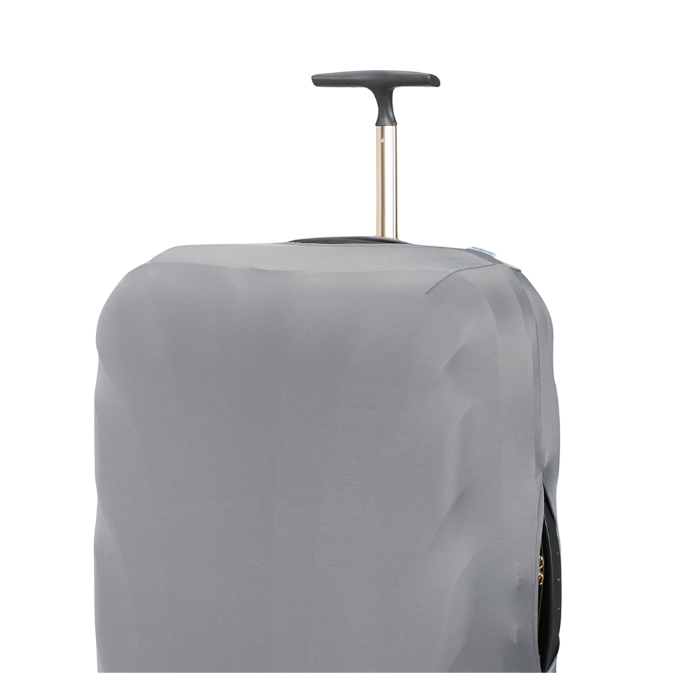 Samsonite Accessoires Lycra Luggage Cover M anthracite Kofferhoes