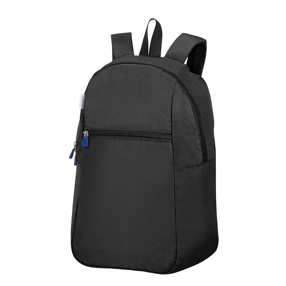 Samsonite Accessoires Foldable Backpack black Rugzak