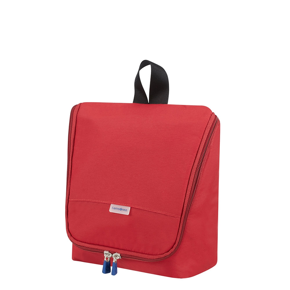 Samsonite Accessoires Hanging Toiletry Kit red Toilettas