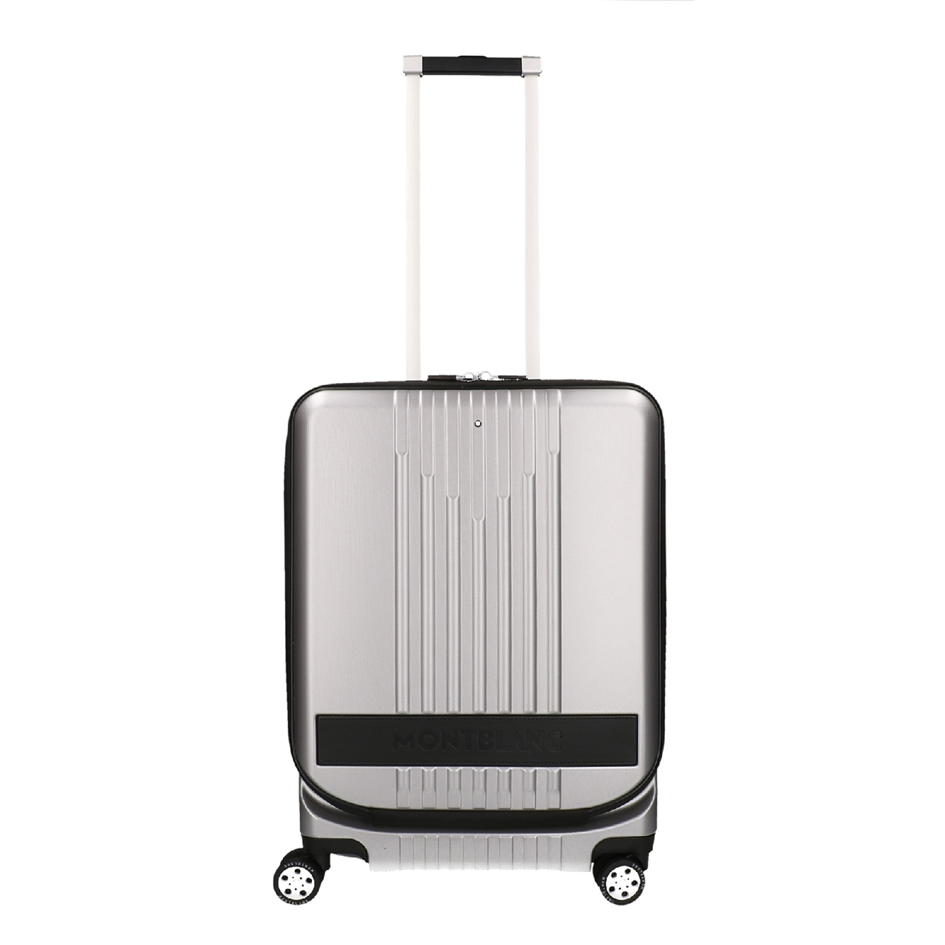 Montblanc MY4810 Trolley Cabin with Pocket silver Harde Koffer <br/></noscript><img class=