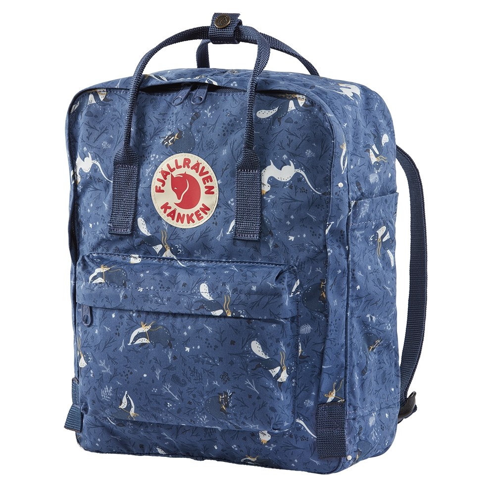 Fjallraven Kanken Art Rugzak blue fable