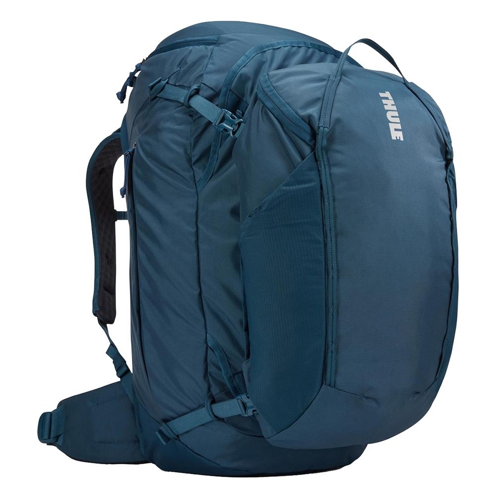 Thule Landmark 70L Women's Backpack majolica blue backpack