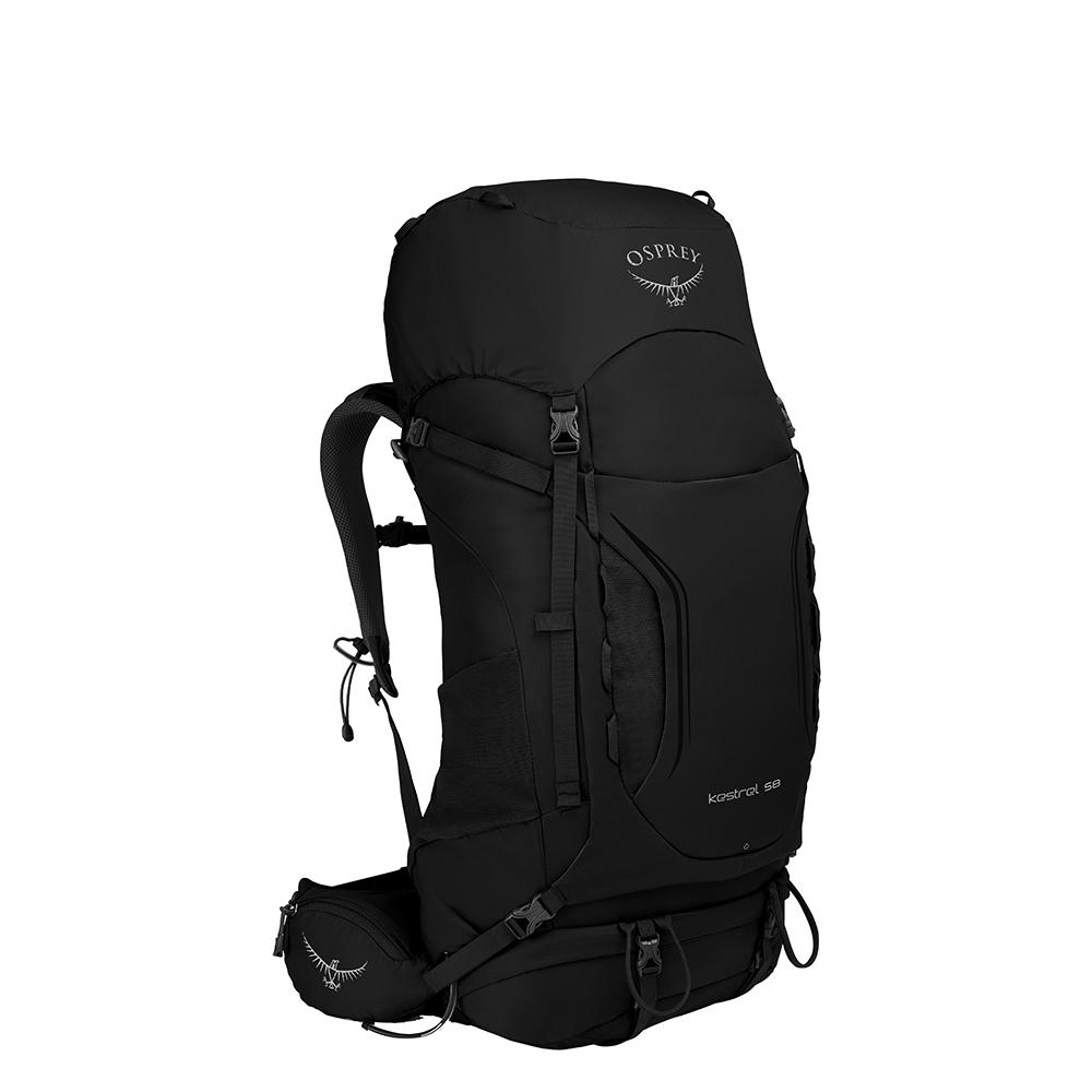 Osprey Kestrel 58 Backpack M/L black backpack <br/></noscript><img class=