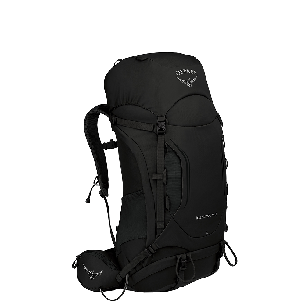 Osprey Kestrel 48 Backpack M/L black backpack <br/></noscript><img class=