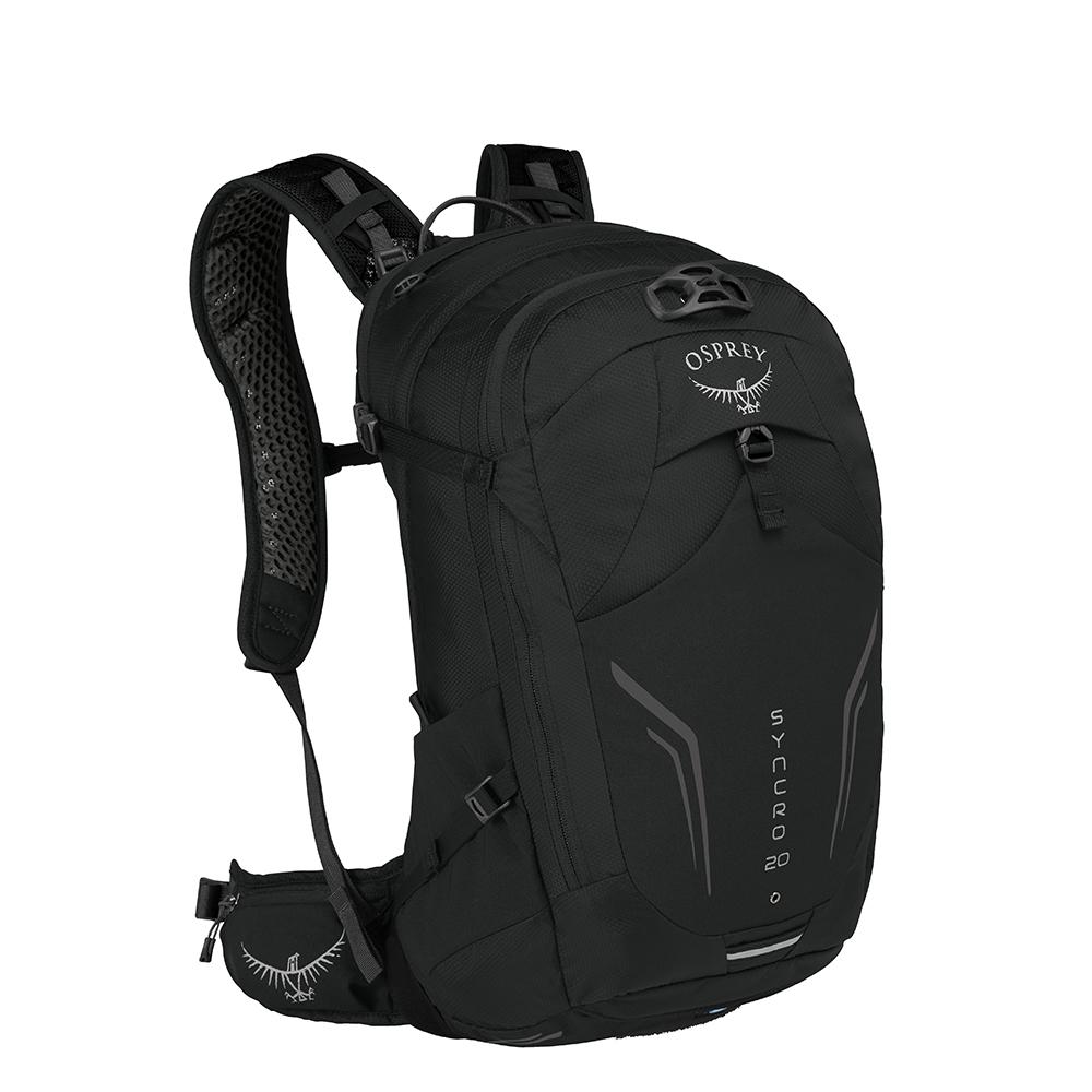Osprey Syncro 20 Men's Backpack black backpack